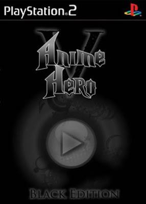 Anime Hero V Black Edition (PS2)