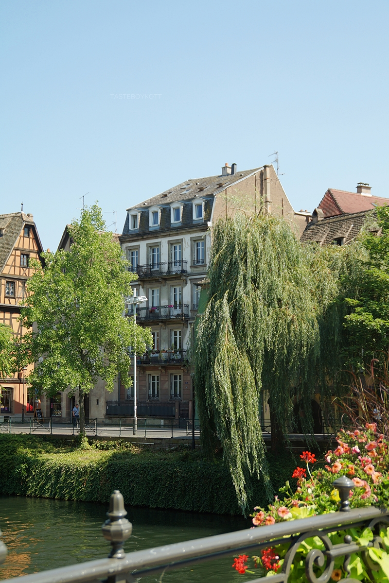 Reisetipps für einen Tag in Strasbourg, Frankreich // What to do and see in one day in Strasbourg, France