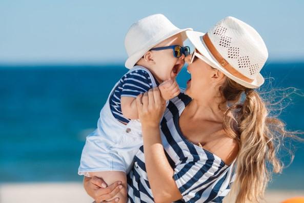 Pergi Berlibur dengan Anak? Jangan Lupakan 7 Barang Ini