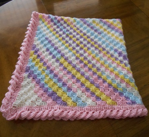 Spring into Summer Blanket - Free Pattern