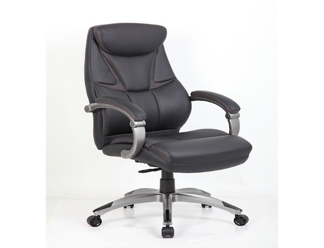 best buy Staples darcy executive office chair bonded leather black big tall