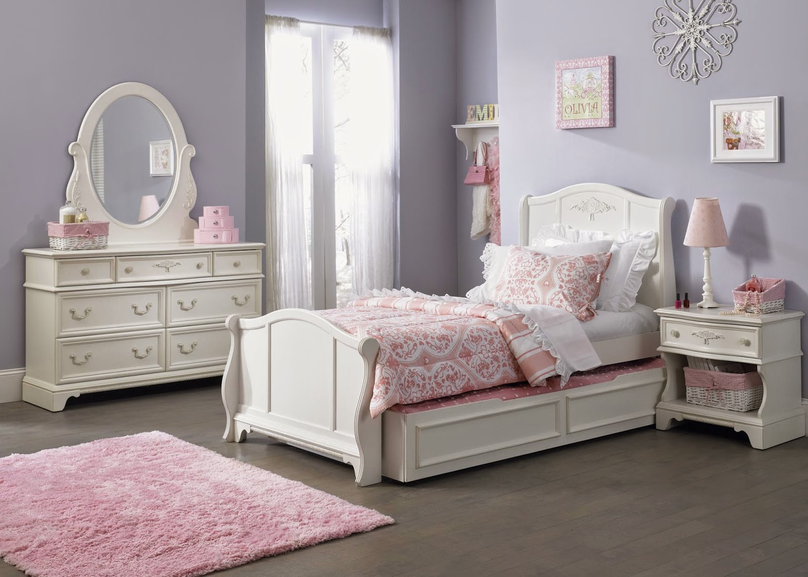 Tips For Decorating Youth Bedrooms 5