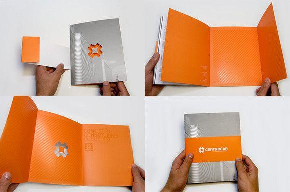 Tidak semua desain brosur harus memiliki teks yang banyak