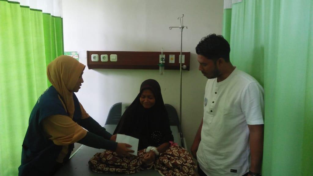 Bantu Ibu Zumi Ali Penderita Kanker