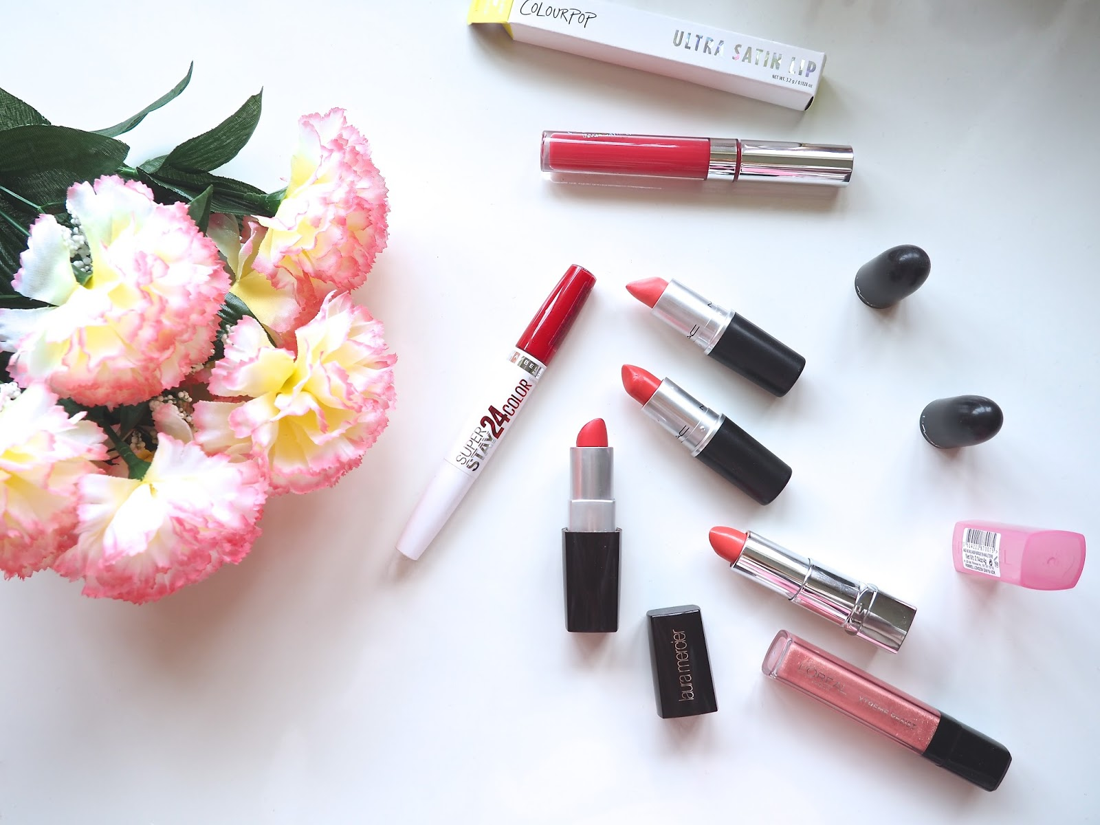 It's Cultured Spring/Summer Lip Colours