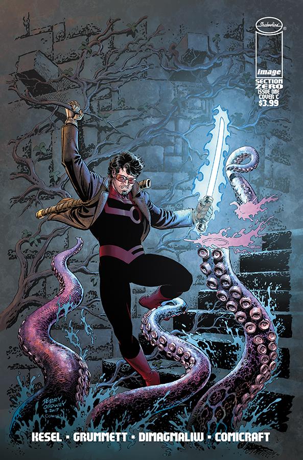 image comics SECTION ZERO