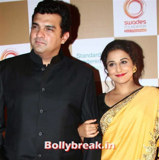 Siddharth Roy Kapur and Vidya Balan, Sonakshi Sinha, Shilpa Shetty at Swades Foundation Fundraiser