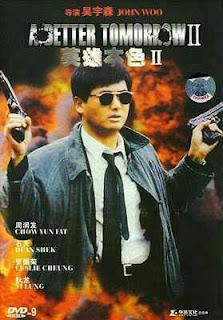 A Better Tomorrow II 1987 Hindi Dubbed BRRip 480p 300mb ESub MKV