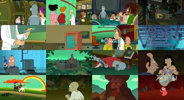 Futurama 3 el Juego de Bender DVDRip Latino 1 Link