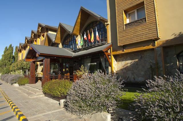 Hotel Quijote em El Calafate, Argentina