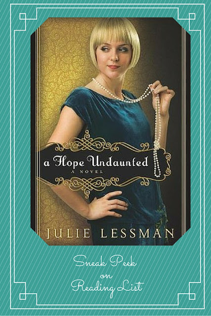 A Hope Undaunted a Sneak Peek on Reading List