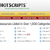 موقع مختص في تقديم سكربتات مدفوعة أو مجانية للمستخدم