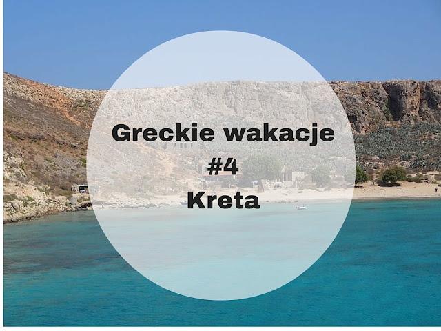 Greckie wakacje na Krecie