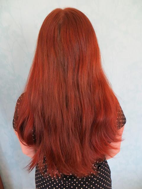 hiusväri henna