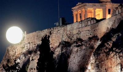 116 μνημεία ανοιχτά για την πανσέληνο του Αυγούστου