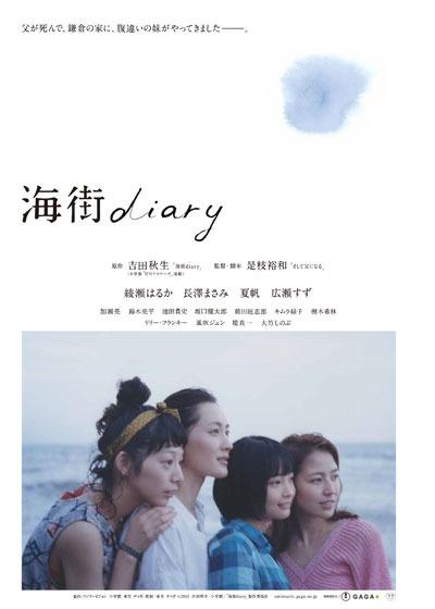 広瀬すず Suzu Hirose 海街diary Our Little Sister Images 02
