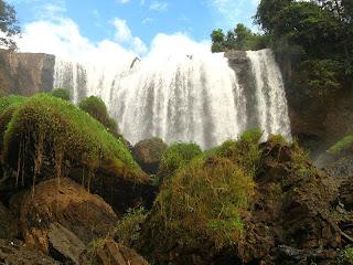 Voi waterfall