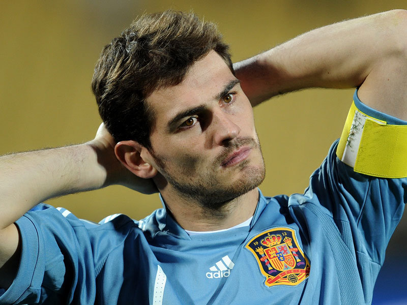 31a1af223d4 Iker Casillas Bio And Pics | Players Pics And Biography