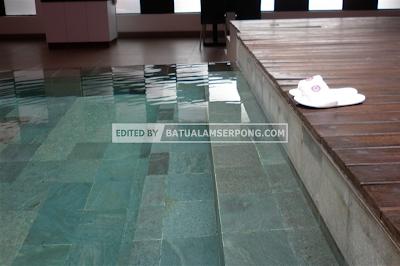 batu hijau sukabumi untuk kolam