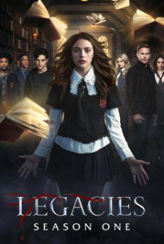 Legacies 1ª Temporada Torrent – WEB-DL 720p/1080p Dual Áudio