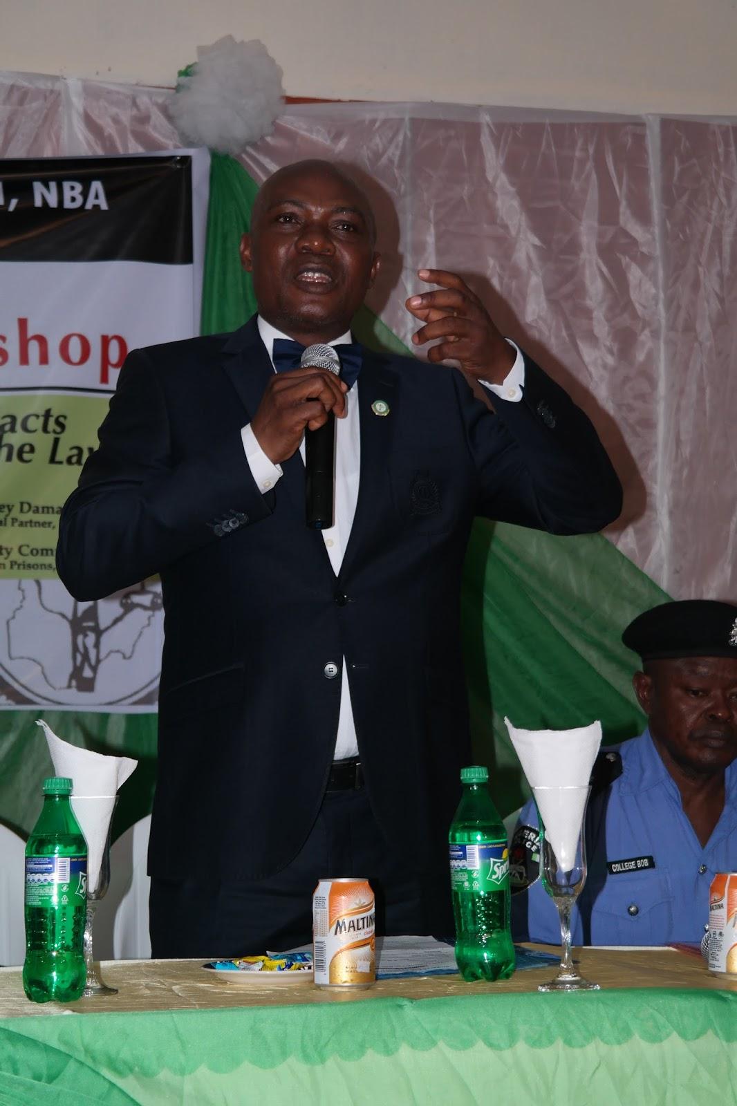Nigerian Bar Association, NBA Sagbama Branch in Yenagoa