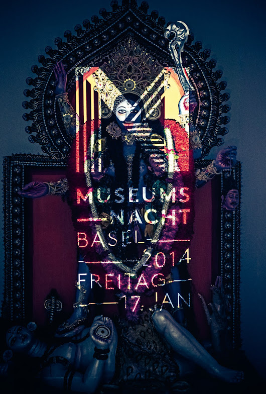 SAVE THE DATE : 17TH JANUARY BASEL MUSEUMSNACHT!!