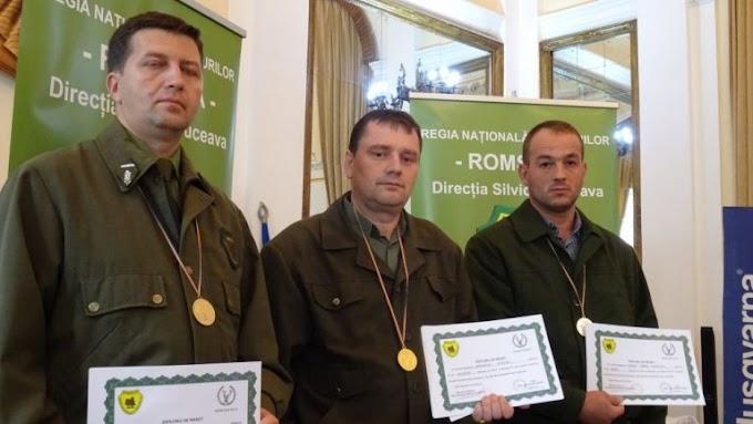 """Concursul național """"Cel mai bun pădurar"""" a avut loc la Vatra Dornei"""
