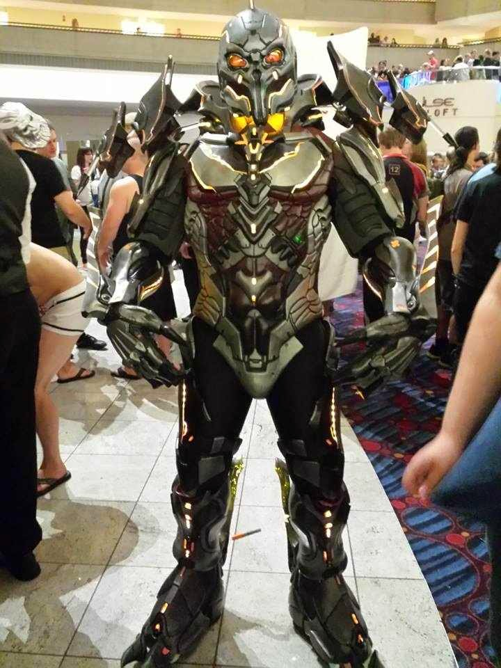 didact cosplay
