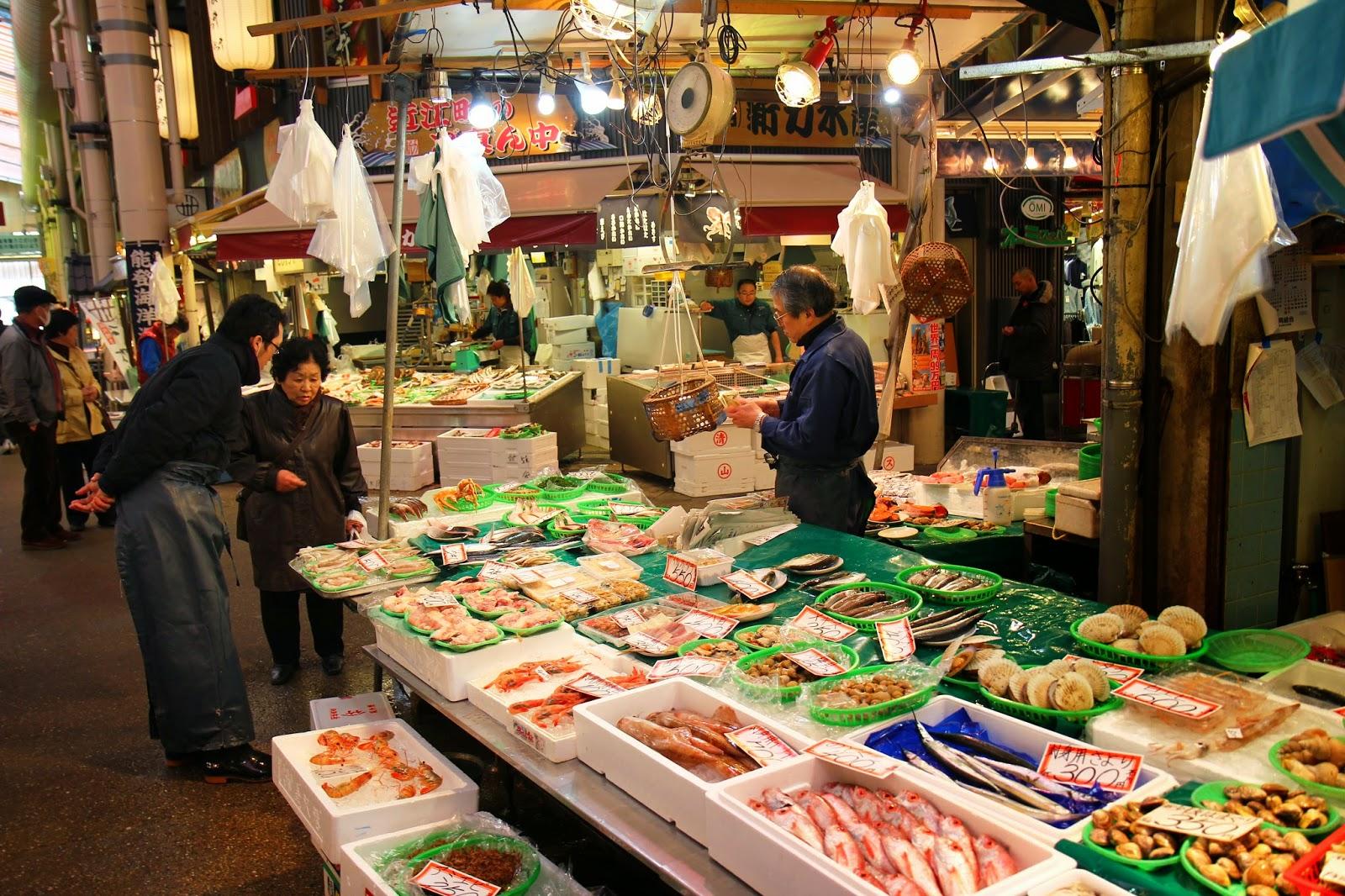Where Is Fatboy Kanazawa Omicho Market & Amp Yamasan Sushi