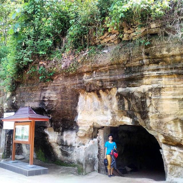 Wisata ke Goa Jepang Kaliurang Yogyakarta