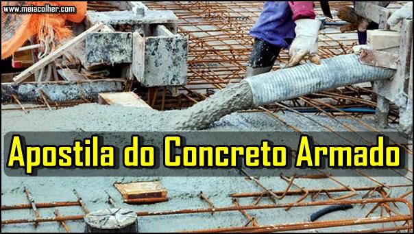 apostila sobre concreto armado