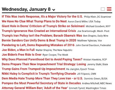 [RCP Headlines]