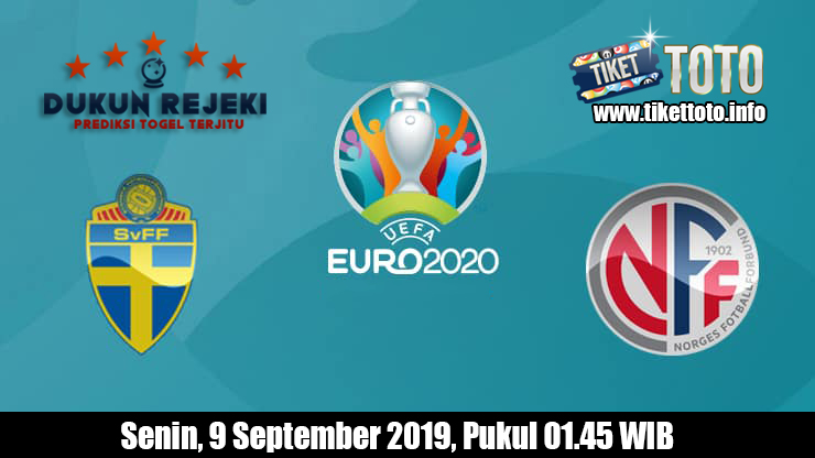 Prediksi Euro Qualification Swedia VS Norwegia 9 September 2019