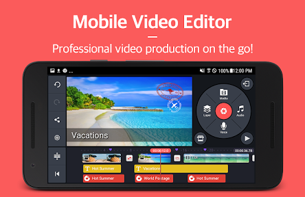 KineMaster – Pro Video Editor v4.7.5.11896.GP Final [Unlocked]