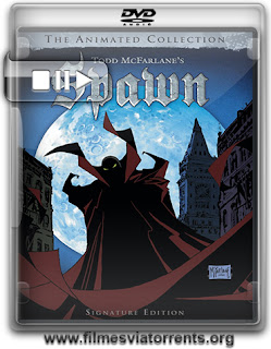 Spawn 1ª a 3ª Temporada Torrent - DVDRip