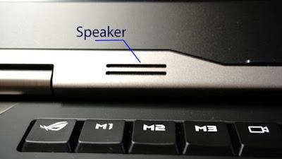 ASUS ROG GX800 Speaker