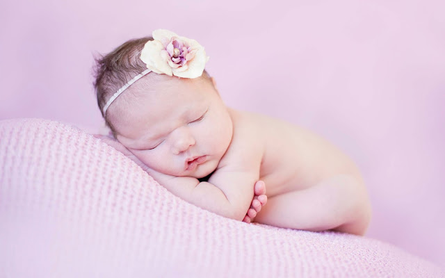 Chết mê loạt hình ảnh em bé ngủ dễ thương tựa thiên thần