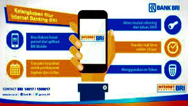Cara Mengirim Pesan ke CS BRI Melalui BRI Internet Banking