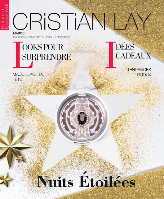 catalogue cristian lay maroc novembre decembre 2017