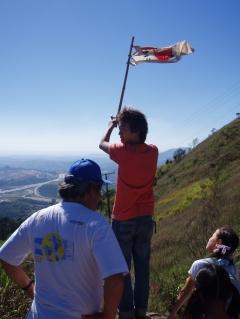 Expedição realizada em 2010. Foto: acervo Daruma São Paulo