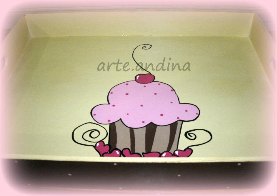 1dd0d7068dbc Para la hora del Té... | arte.andina