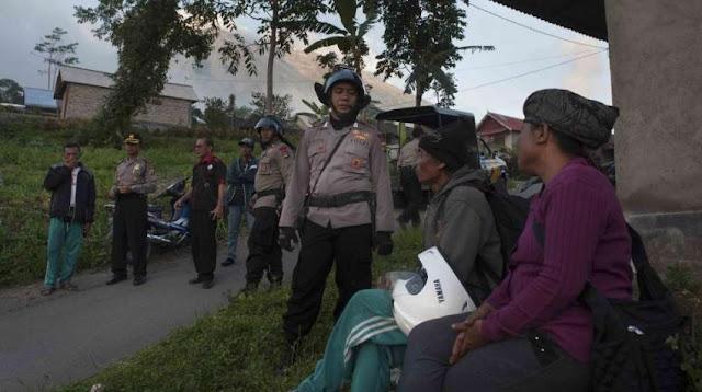 Erupsi Gunung Agung, 40 Ribu Warga Mengungsi