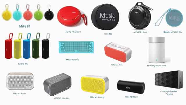 Harga Speaker Bluetooth Xiaomi