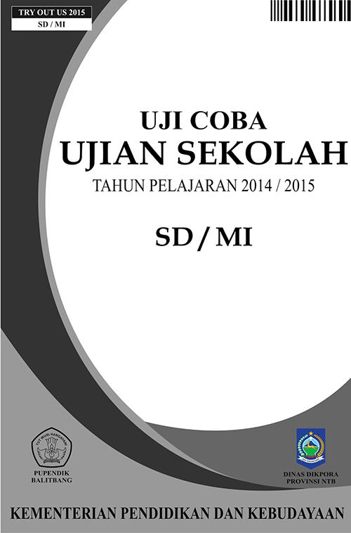 Download Soal Latian US/ UN SD/ MI Plus Kunci Jawaban