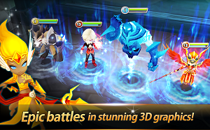 Summoners War: Sky Arena ~ villagemews Apk