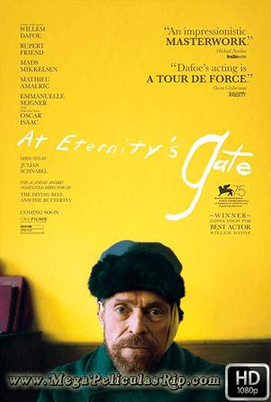 Van Gogh A Las Puertas De La Eternidad [1080p] [Latino-Ingles] [MEGA]