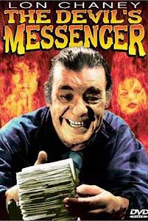 The Devil's Messenger (1961) Poster