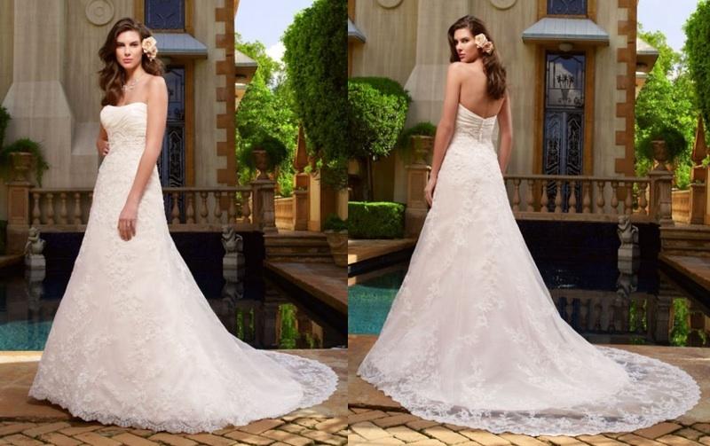 Casablanca Bridal Wedding Gowns