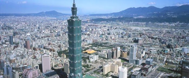 Torre Taipei 101 - Taiwan - que visitar