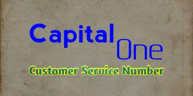 Capital One Phone Number, Capital One Customer Service